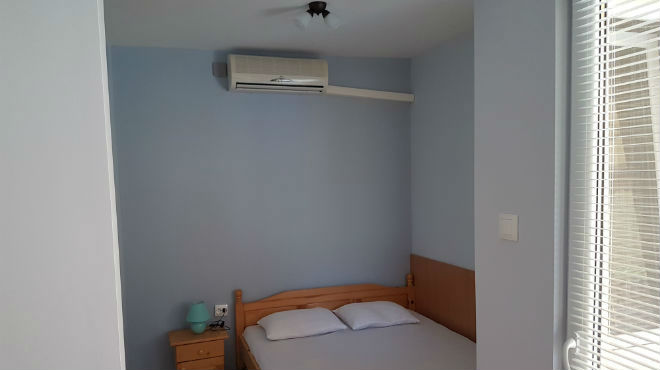 Бунгала с две преходни стаи – интериор